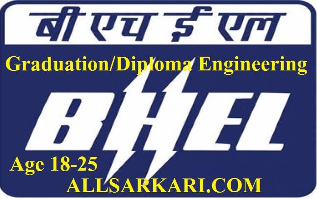 NCVT MIS BHEL 738 ITI Apprentices 2017 - All Sarkari com